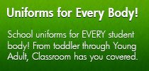 Uniforms for every body
