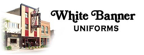 White Banner