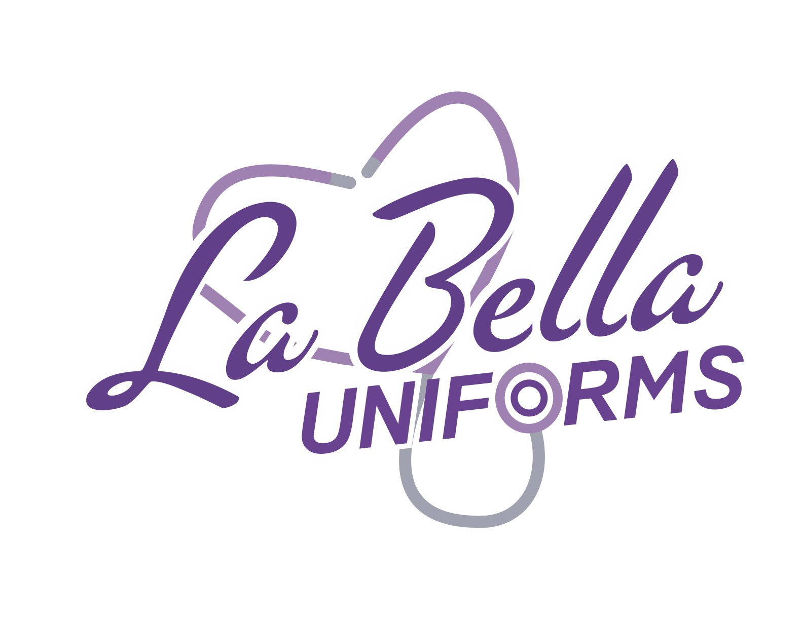 La Bella Uniforms Logo www.labellauniforms.com.jpg