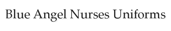 Blue Angel Nurses Uniforms Logo www.lovemyuniforms.com.jpg
