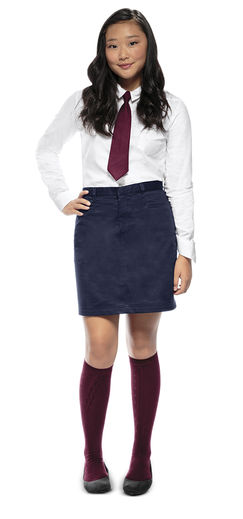 classroom school uniforms girls toddlers models
