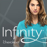 Infinity Antimicrobial Scrubs by Cherokee