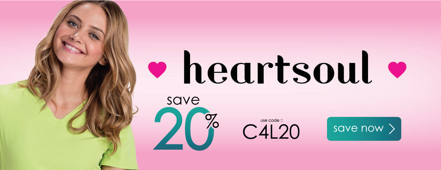 Heartsoul 20% Off with Code C4L