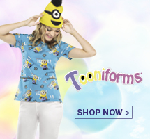 Tooniforms April 2016