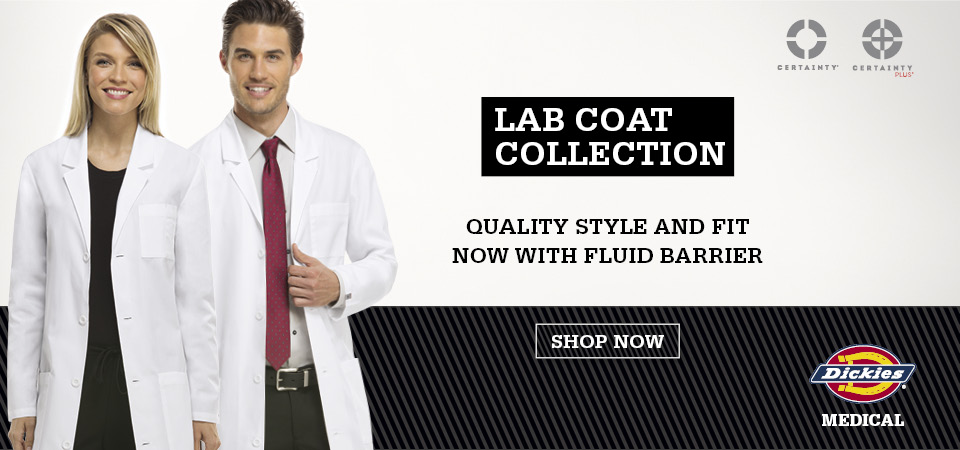 Dickies Lab Coat April 2016
