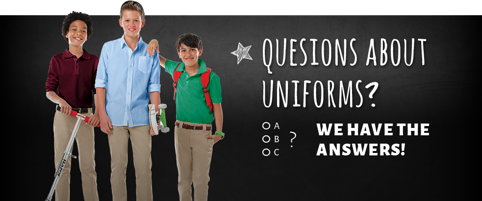 Boys Classroom Uniforms